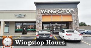wingstop hours