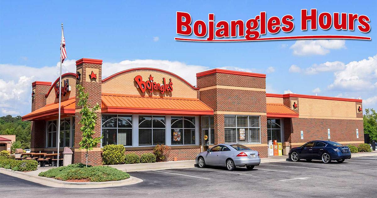 bojangles hours