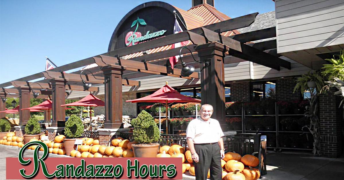 Randazzo Hours