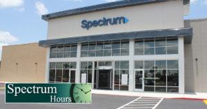 spectrum hours