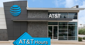 at&t hours