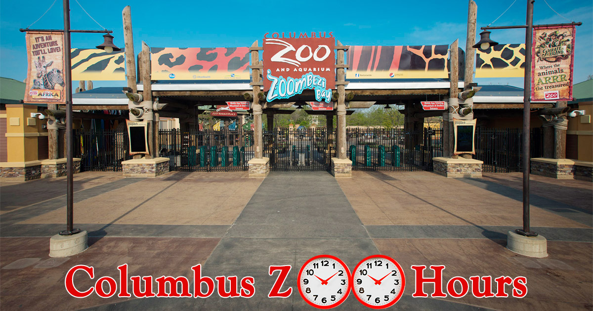 columbus zoo hours