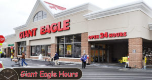 giant eagle hours