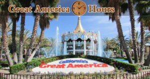 great america hours