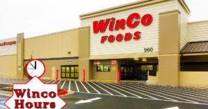 winco hours