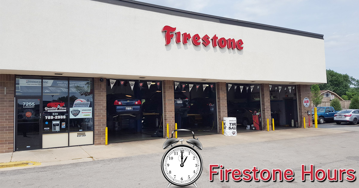 Bridgestone Near Me >> Firestone Hours Of Operation Today Open Closed Holiday Hours