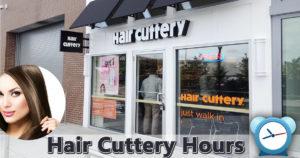 hair cuttery hours