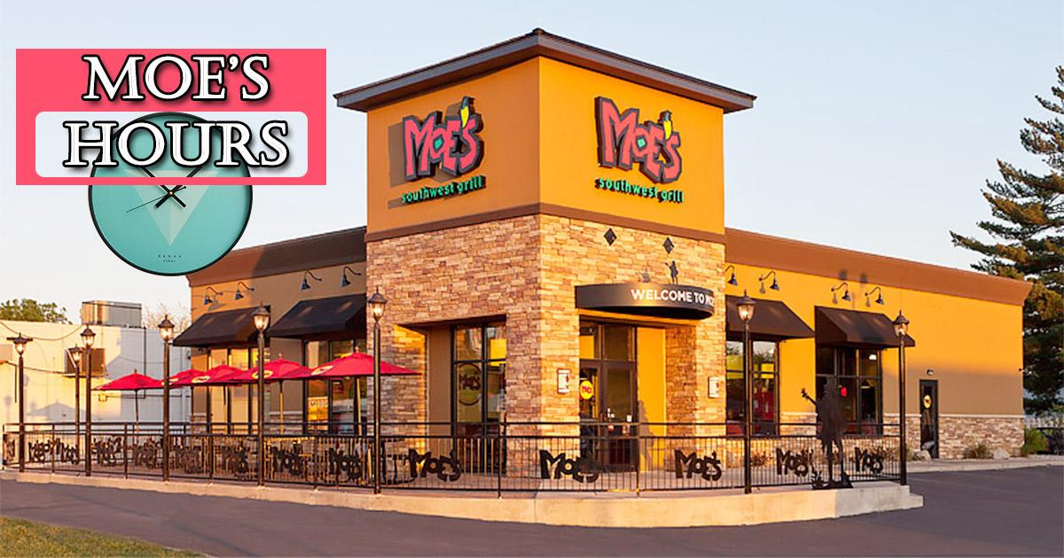 Moes Hours