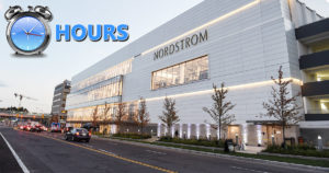 nordstrom hours