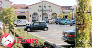 safeway pharmacy hours
