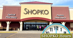 shopko hours