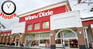 Winn Dixie Hours