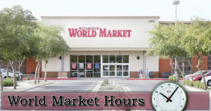 world market hours