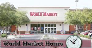 world market hours