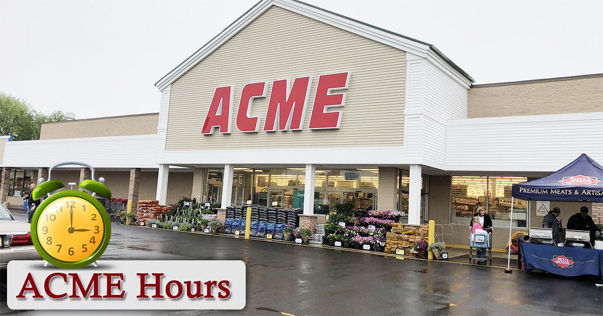 Acme Hours