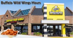 buffalo wild wings hours