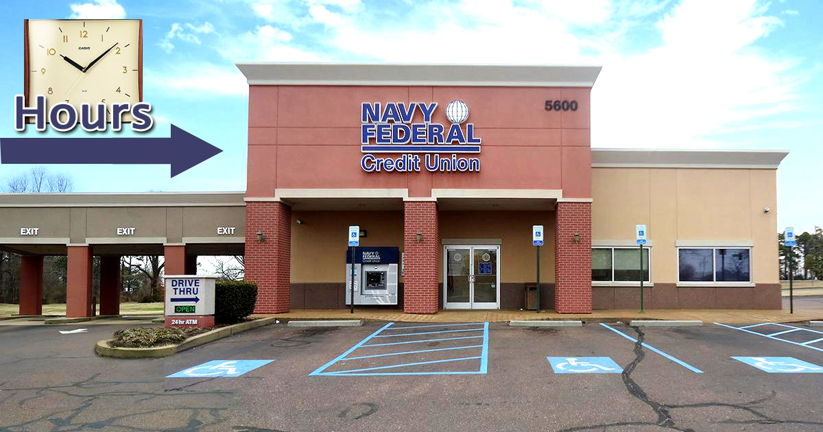Navy Federal Hours