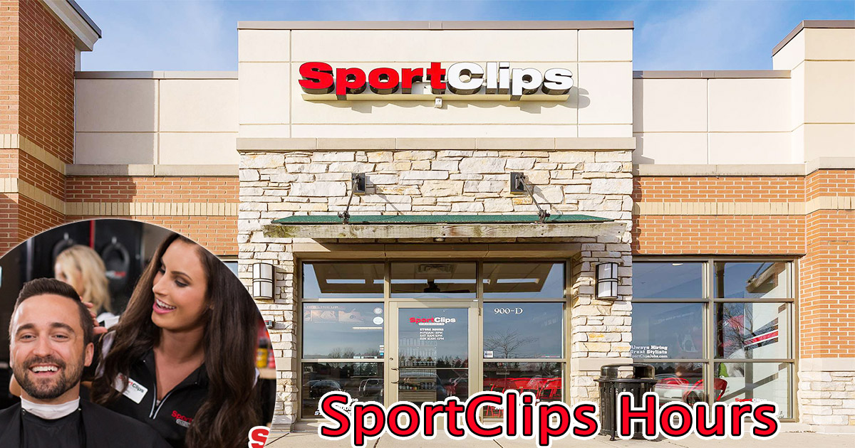 sports clips hours