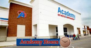 Academy Hours