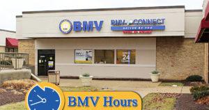 BMV Hours