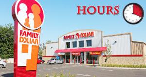 Family Dollar Hours