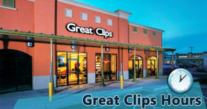 Great Clips Hours