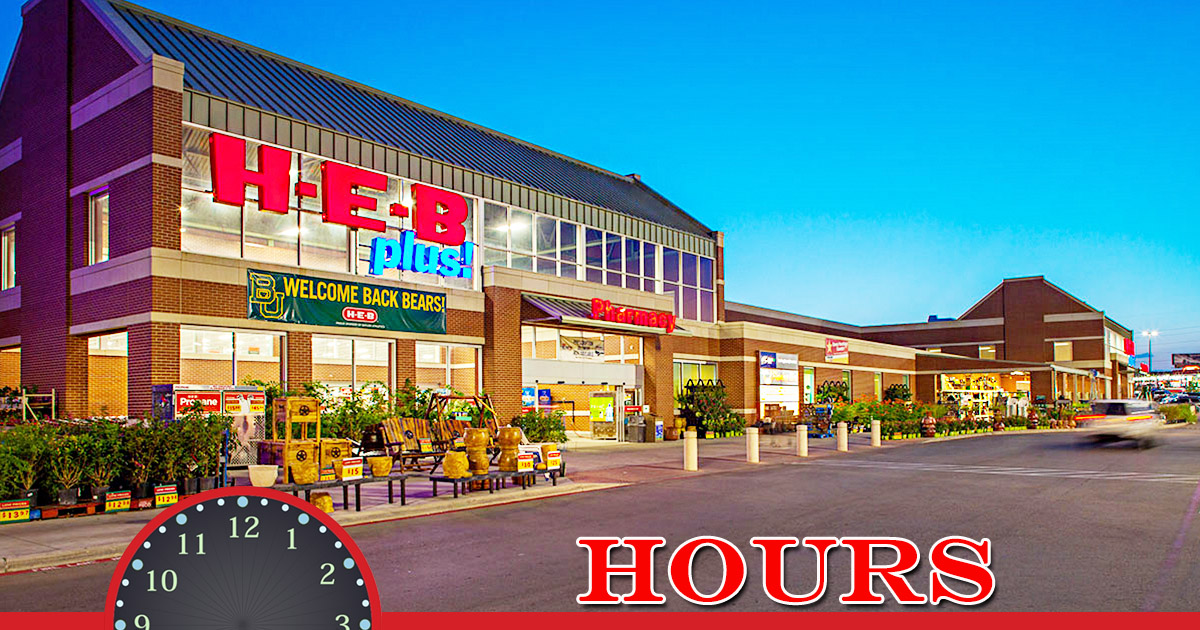 HEB Hours