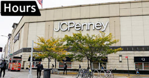 JCPenney Hours