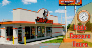Little Caesars Hours