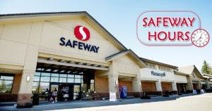 Safeway Hours