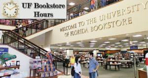 UF Bookstore Hours