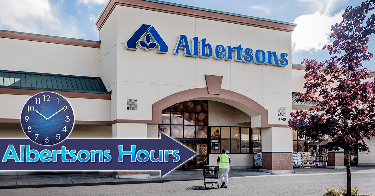 Is Albertsons Open Christmas Day.Albertsons Hours Of Operation Pharmacy Deli Customer