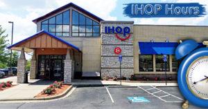IHOP Hours