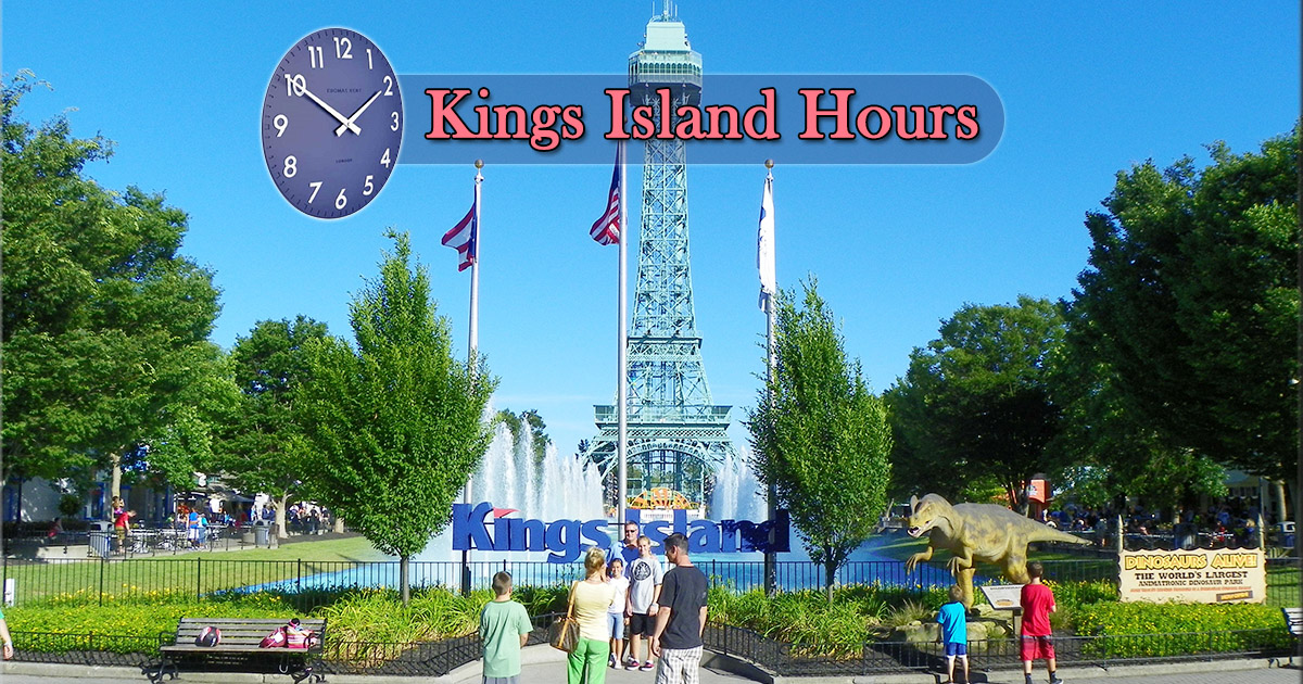 Kings Island Hours