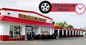 Les Schwab Hours
