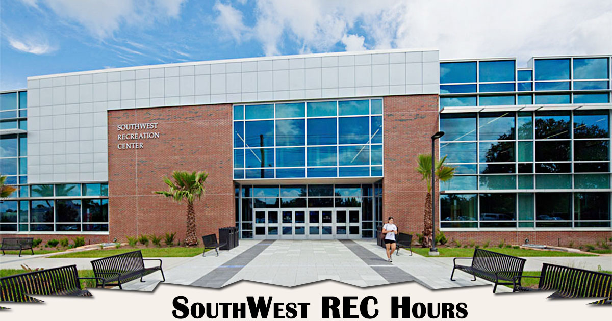Southwest REC Hours