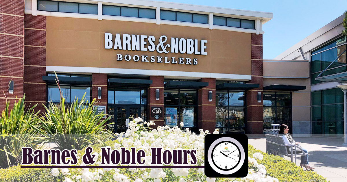 barnes and noble hours
