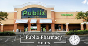 Publix Pharmacy Hours