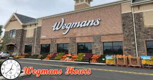 Wegmans Hours