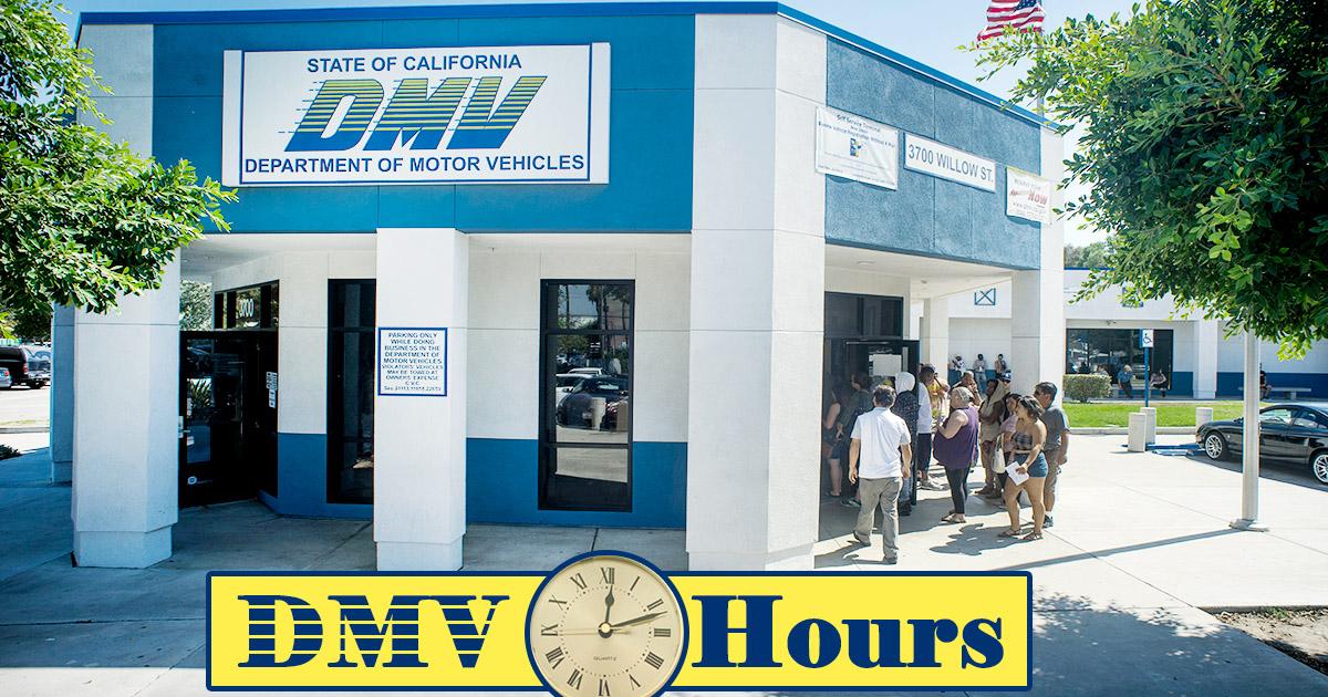 Dmv Hours Image
