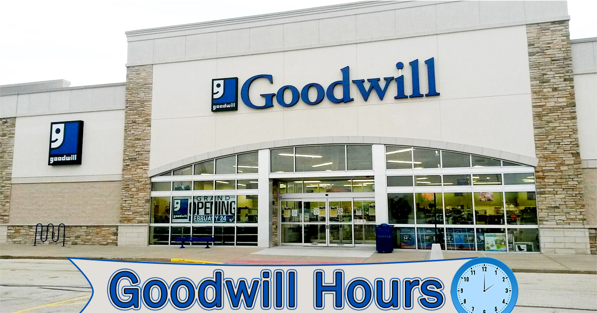 goodwill hours image