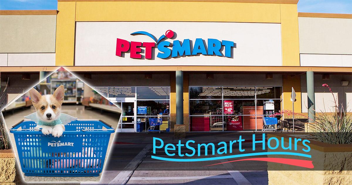 Petsmart Hours Image