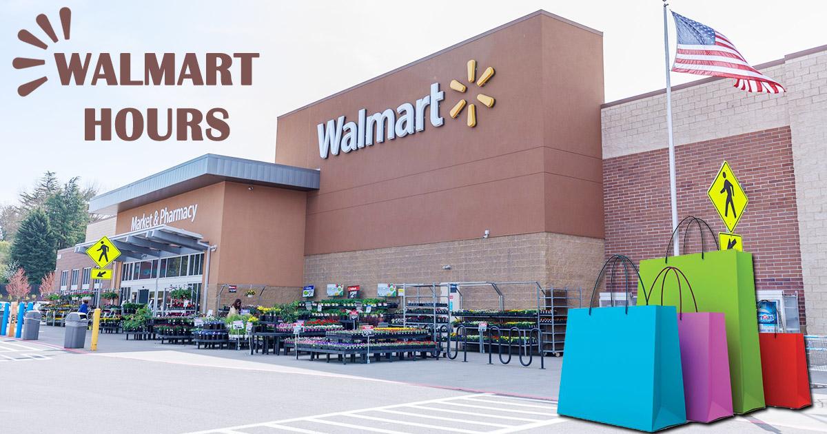 Walmart Hours Image