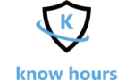 know hours logo